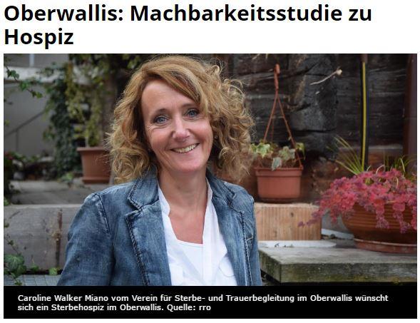Oberwallis: Machbarkeitsstudie zu Hospiz